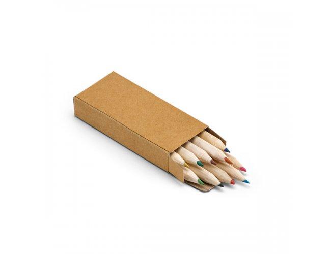Caixa com 10 Mini Lápis