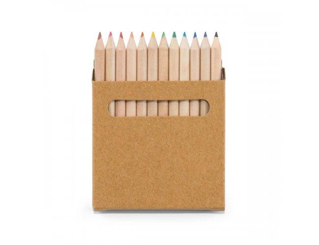 Caixa com 12 Mini Lápis