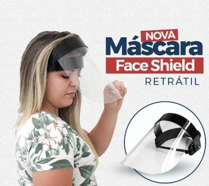 Máscara Retrátil