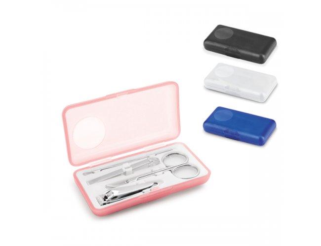 Kit de Manicure em Estojo