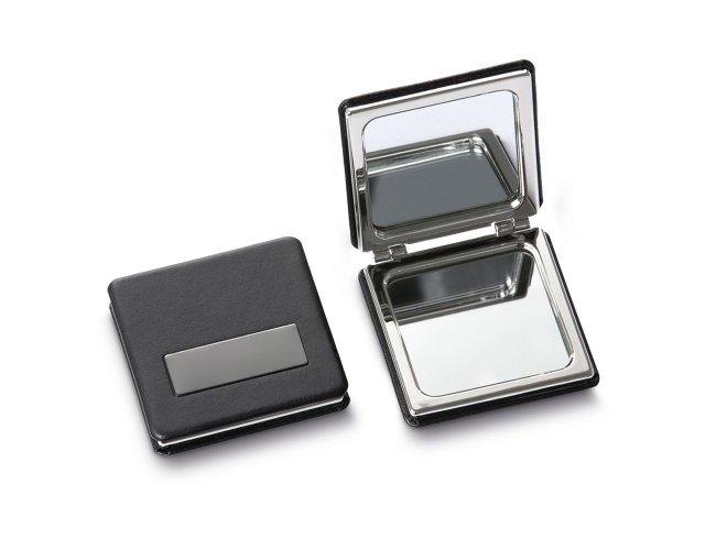 Espelho de Bolsa com Placa